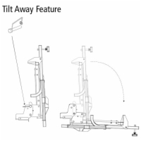 Tilt For Easy Tailgate Access
