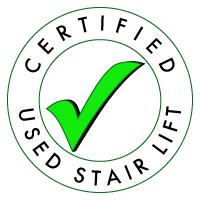 Certified Used Stair Lift